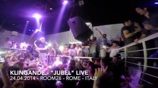 24.04.2014 ROOM26 | KLINGANDE | Jubel LIVE