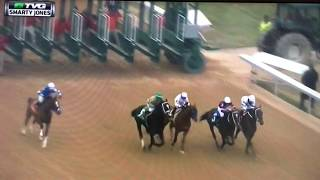 SMARTY JONES (G STAKES) 1/15/18 - MOURINHO !!!