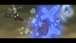 Naruto Shippuuden AMV - Madara vs. Kage/Kabuto vs. Itachi & Sasuke