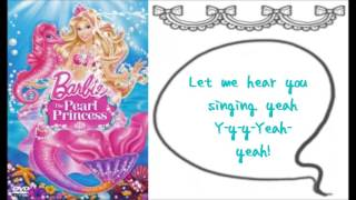 Barbie the Pearl Princess - Mermaid Party w/lyrics