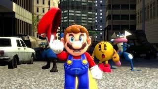 [SFM] Super Smash Brothers Infinity Trailer - (Infinity War Trailer Parody)