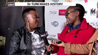 Dr Tumi breaks new ground in gospel