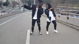 Serge Beynaud - Akrakabo (dance video) by ALAINGO & MISHAA