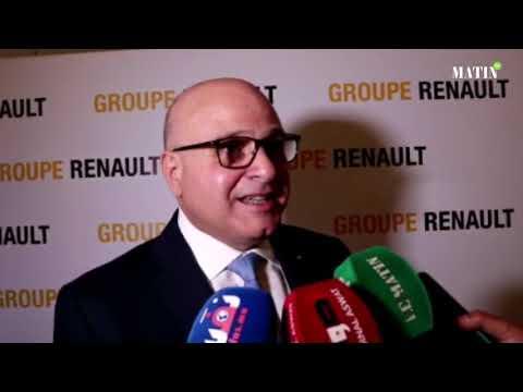 Video : Renault Maroc : 394.902 véhicules produits en 2019