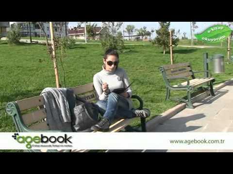 E-Kitap Okuyucu Agebook