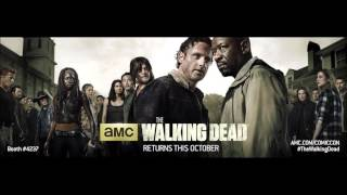 The Walking Dead Music Season 6 Comic-Con 2015 Trailer Song : Arsonist's Lullaby Hozier