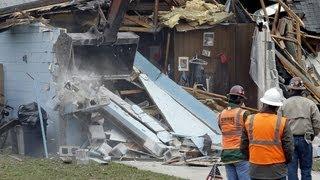 Jeff Bush Swallowed By Florida Sinkhole