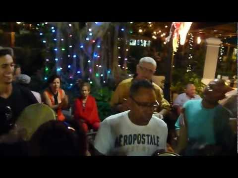 Paseo de la Princesa – Live entertainment in Old San Juan, PR (Sunday evening, 01.01.2012)