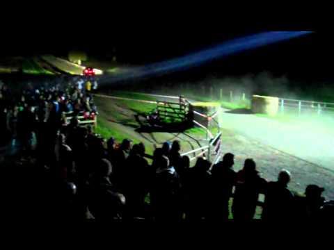 IRC Rally Of Scotland Scone Palace Grounds