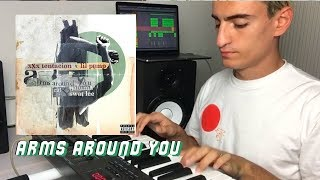 "XXXTENTACION & Lil Pump ft. Maluma & Swae Lee - ""Arms Around You"" (Instrumental Remake)"
