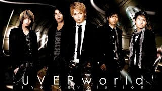 TOP uverworld ANIME SONGS