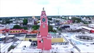 Los Ángeles Azules promueven atractivos turísticos de Yucatán