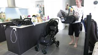 Stroller review - Valco Snap4