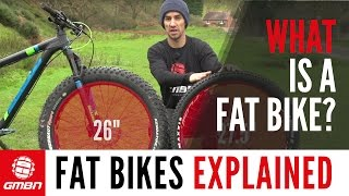 What Is A Fat Bike? | GMBN Explains Fat Bikes