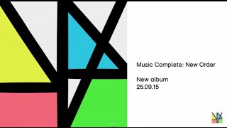 New Order - Music Complete: 2