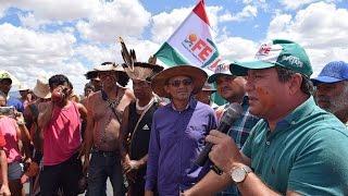 Ex-prefeito Genivaldo Menezes, fala sobre Greve Geral em Águas Belas