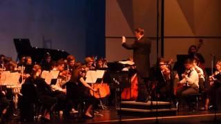 St. Paul's Suite, 1st Movement - Gustav Holst