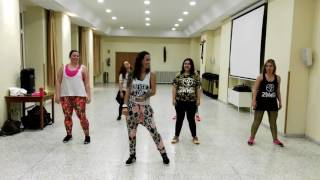 Despacito — Luis Fonsi ft. Daddy Yankee — Zumba Escorial con Ana Arias