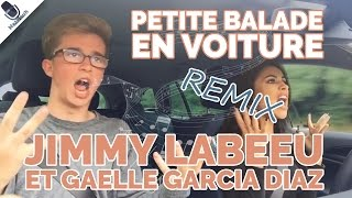 ♫ La chanson de la balade en voiture - Jimmy Labeeu ( M*rde P*tain ) ♫