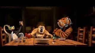 kung fu panda 1 food comedy scene