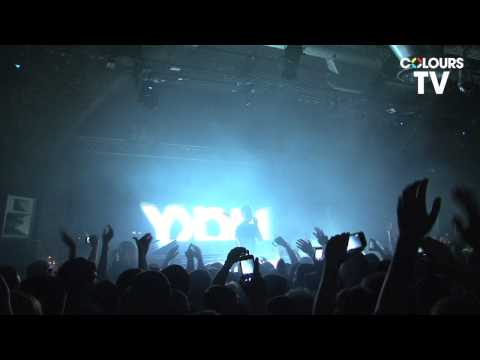 NICKY ROMERO – The Arches – COLOURS TV