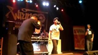 BIG PORK KING BAND ( ROCK ´N´HOP) live- jerez de la frontera- festival cadiz 4 elements
