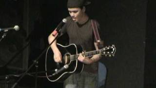Apologize, One Republic Cover - Noah Scott Ellenwood