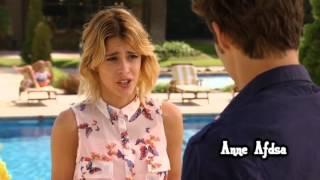 """Violetta3- Leon le dice a Violetta """"Celosita"""""""