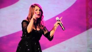 """Cristina D'Avena - """"Mila e Shiro Due Cuori Nella Pallavolo"""" (Etnacomics 2014)"""