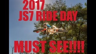 Deegan's  visit  Stewart's and Danger Boy Goes Big at The JS7 Ride Day 2017