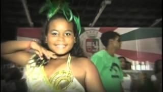 Escolas mirins se preparam para o Carnaval - Repórter Brasil (noite)