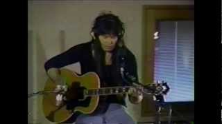 Blackie Lawless (W.A.S.P.) -- The Idol (Acoustic)