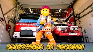 Everything Is AWESOME!!! (metal cover by Leo Moracchioli)