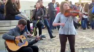 "Sepia - ""Behind Blue Eyes"" (The Who / Limp Bizkit, Amazing Violin Cover) #FolkRockVideo"