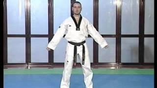Taekwondo 6 Taeguk Yuk Jang