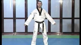 Forma de Taekwondo 6, Taeguk Yuk Jang
