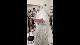 Beautiful arabic salam by azam waheed voice of queen