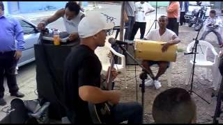 Família Novo Templo Primeira Roda de Samba Gospel no Jardim Romano