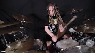 GHOSTEMANE - D(r)own - Drum Cover