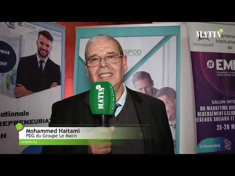 Video : MODEM et ESPOD rendent un vibrant hommage à M. Mohammed Haitami, PDG du Groupe Le Matin