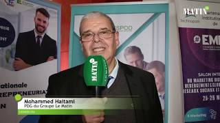 MODEM et ESPOD rendent un vibrant hommage à M. Mohammed Haitami, PDG du Groupe Le Matin