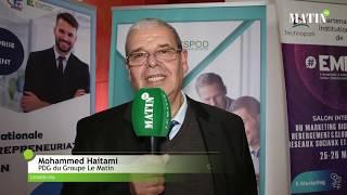 MODEM et ESPOD rendent un vibrant hommage à M. Mohammed Haitami, PDG du Groupe Le Matin