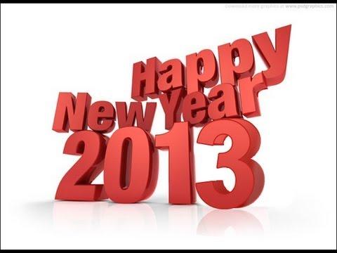 خدع الورق - خدعة رأس السنة 2013