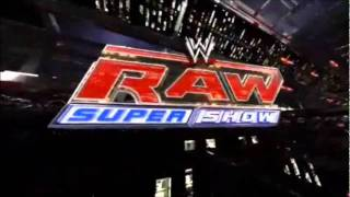 "Raw Super Show Intro + Theme ""Burn It To The Ground"" 2011 + Download Link"
