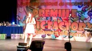 Anca Craciun - O fata talentata cu o voce incredibila