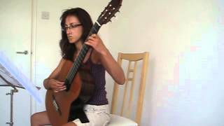 Knowing Me, Knowing You by ABBA (classical guitar version)