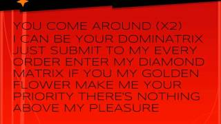 Rihanna ft A$AP Rocky- Cockiness (Love it) Remix Lyrics