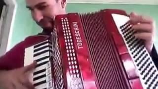 Roberto Carlos Rosa - Solo de Gaita. Brunópolis - SC