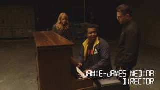 Sampha - (No One Knows Me) Like The Piano (Behind The Scenes)