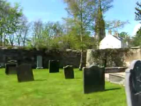 Kirkcaldy Old Kirkyard Scotland